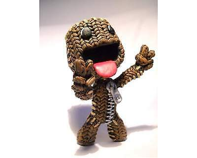 Scultura Sackboy ispirata da Little Big Planet 2 limitata 3