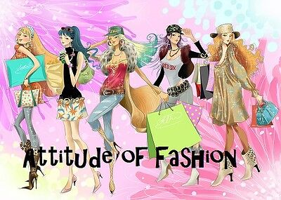 Attitude of Fashion