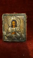 274 - piccola antica icona 7x6cm