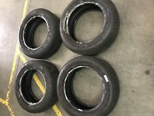 N.4 gomme USATE GOODYEAR 205 60 R16 M+S 80% GOMMUS121