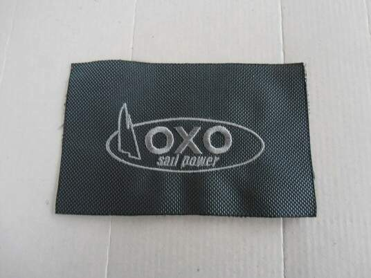 Oxo sailing patch sports navy