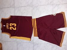 Completo Cleveland Cavaliers Lebron James #23 .