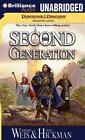 The Second Generation 1 by Tracy Hickman and Margaret Weis (2014, CD, Unabridged)