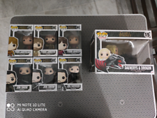 Lotto Funko pop game of Thrones trono di spade