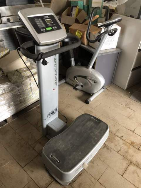 Pedana Vibrante Dkn Technology Pro Trainer 2