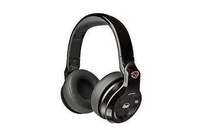 Monster N Pulse DJ Style Over ear Headphones Black