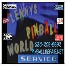 lennys pinball world