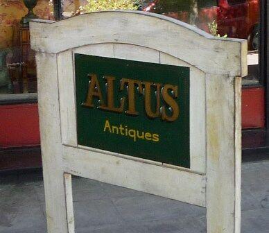 ALTUS ANTIQUES