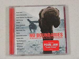 1-CENT-CD-VA-No-Boundaries-A-Benefit-For-The-Kosovar-Refugees-SEALED-pearl-jam