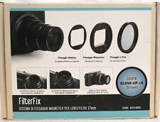 FilterFix lente Close -UP +4 37 mm