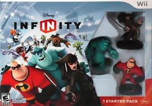 Disney Infinity Starter Pack  (Nintendo ...
