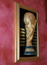 Quadro fifa world cup trophy 2018 coppa del mondo di calcio