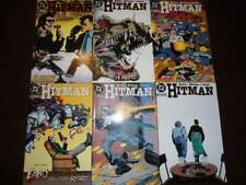 Fumetti hitman 1-6 play press completo