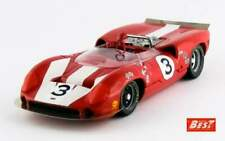 Best Model BT9633 LOLA T70 MK.2 N.3 WINNER CAN-AM ST.JOVITE 1966 J.SUR