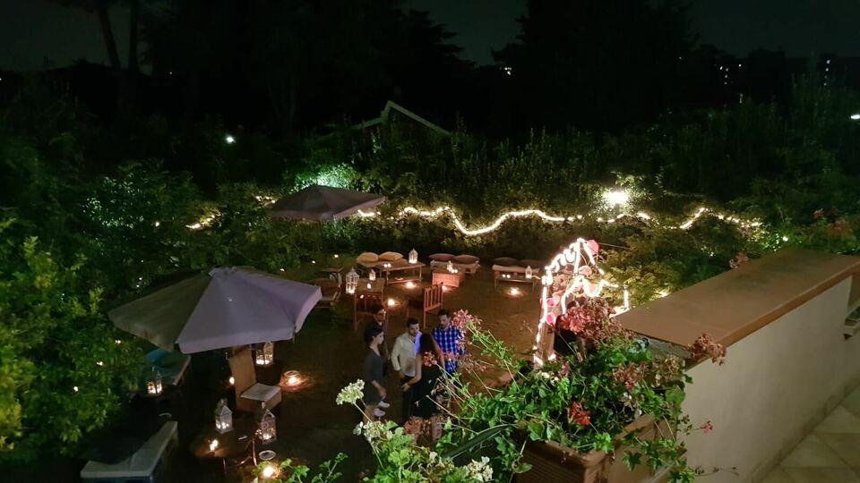 Location per feste in villa privata con giardino 4