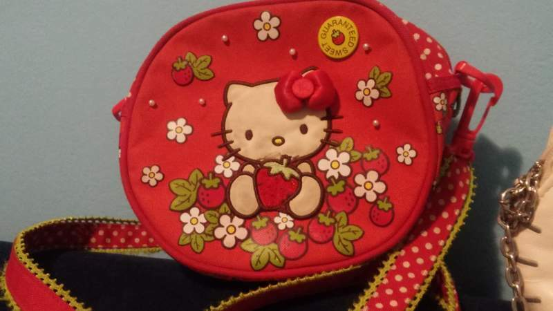 Borsetta Hello Kitty Perfetta