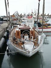 Barca a vela d'epoca - sloop bermudiano