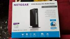 NETGEAR N300 Modem Router Wireless DSL