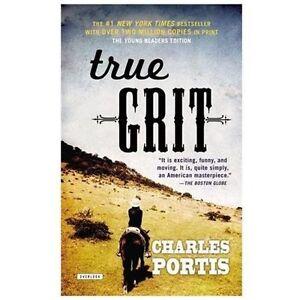 true grit reviews book