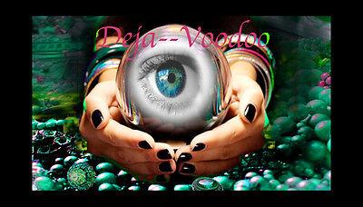 Deja-voodoo vintage