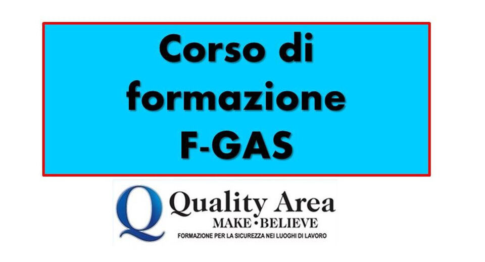 Patentino Frigoristi FGAS - LA SPEZIA