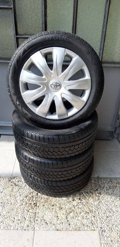 Gomme invernali 185/60/15 2