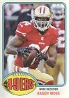Topps Supreme 2013 Season Football Trading Cards