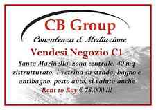 Negozio C1 Rent to Buy