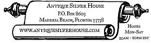 Antique Silver House