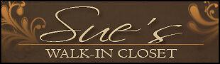 Sue's Walk-In Closet