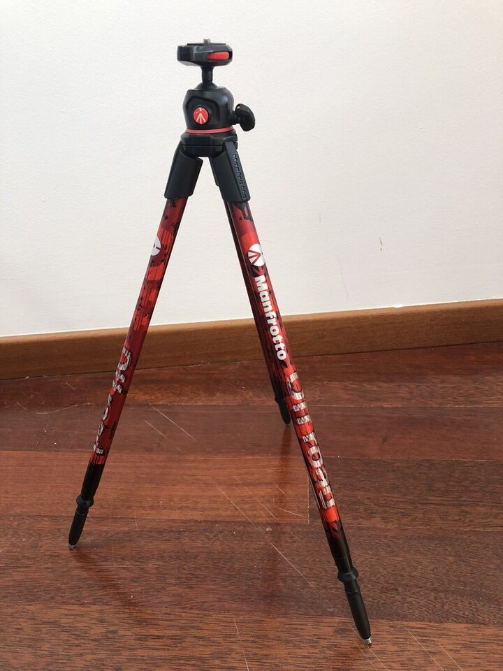 Treppiede Manfrotto Off Road