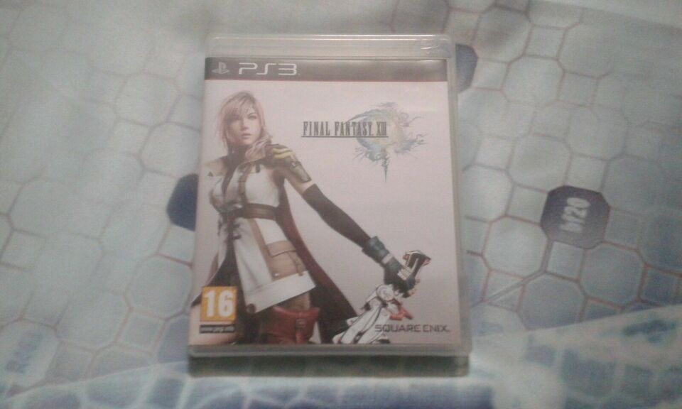 Final Fantasy XIII playstation 3 come nuovo!
