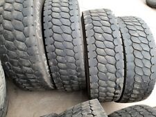 Kit di 4 gomme usate 305/70/22.5 good year