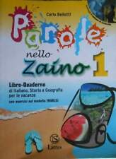 Libro vacanze prima media Zaino Vol.1