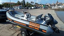 Gommone Asso 47 S con motore Yamaha 40/70 hp 4T
