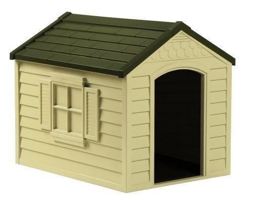 Top 7 outdoor dog houses ebay for All weather dog kennels