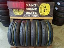 4 Gomme Usate 225 50 17 ESTIVE 85% GOOD YEAR
