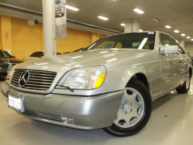 Only 42k miles silver blue heated seats rear shade 310 for Beverly hills mercedes benz used cars
