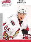 Rookie Hockey Trading Cards Erik Karlsson