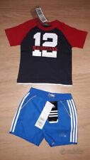 Pantaloncini Adidas e Maglietta Benetton 2 anni