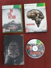 The Evil Within limited edition come nuovo
