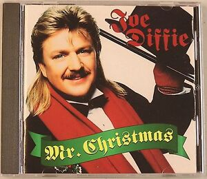 Mr-Christmas-by-Joe-Diffie-CD-Epic-USA