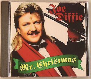 Mr-Christmas-by-Joe-Diffie-CD-Epic-USA