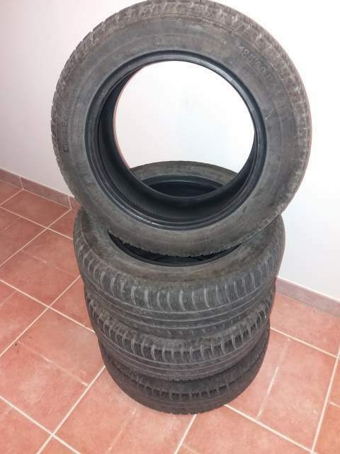 Gomme continental ecocontact 3 185/60/r14 82t