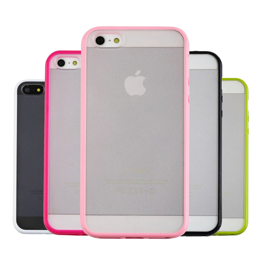 Bumper Case vs Shell for the iPhone 5