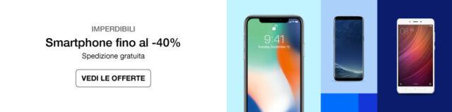 Smartphone fino al -40%