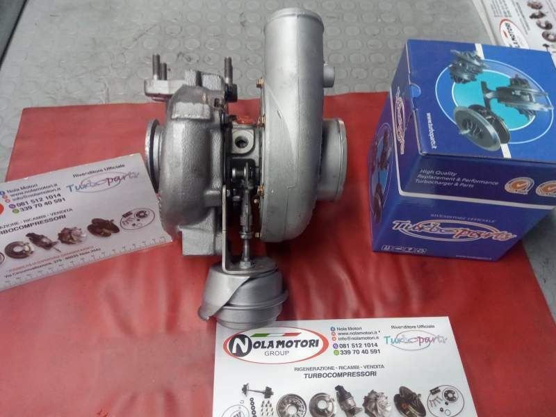 Turbo turbina turbocompressore iveco daily 768625