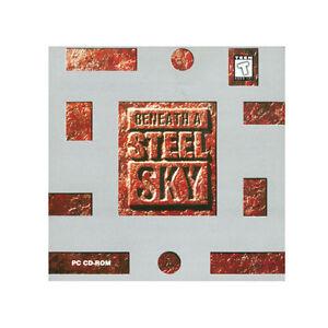 Beneath a Steel Sky (PC, 1994) (Jewel Case)