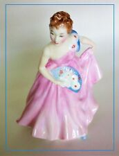 41-Statuina porcellana inglese originale Royal Doulton
