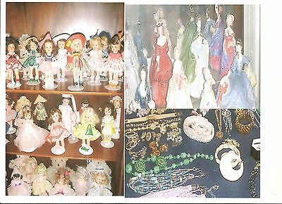 Suellens Collectibles Dolls Jewelry